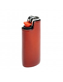 ETUI BRIQUET ROUGE