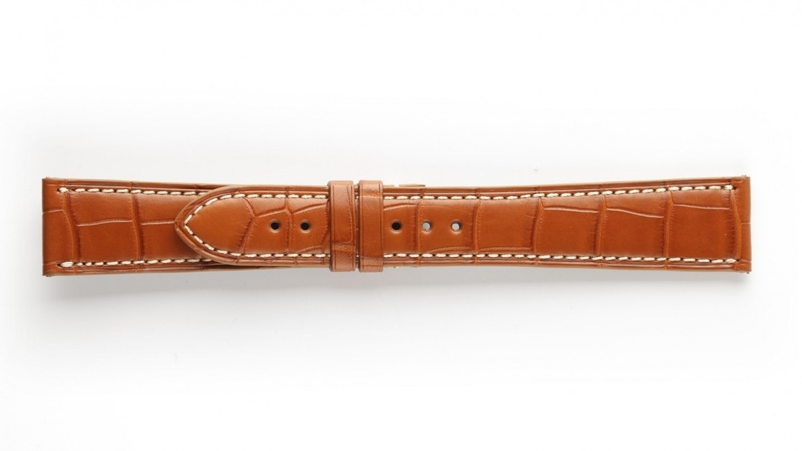 Bracelet montre alligator - Un must !